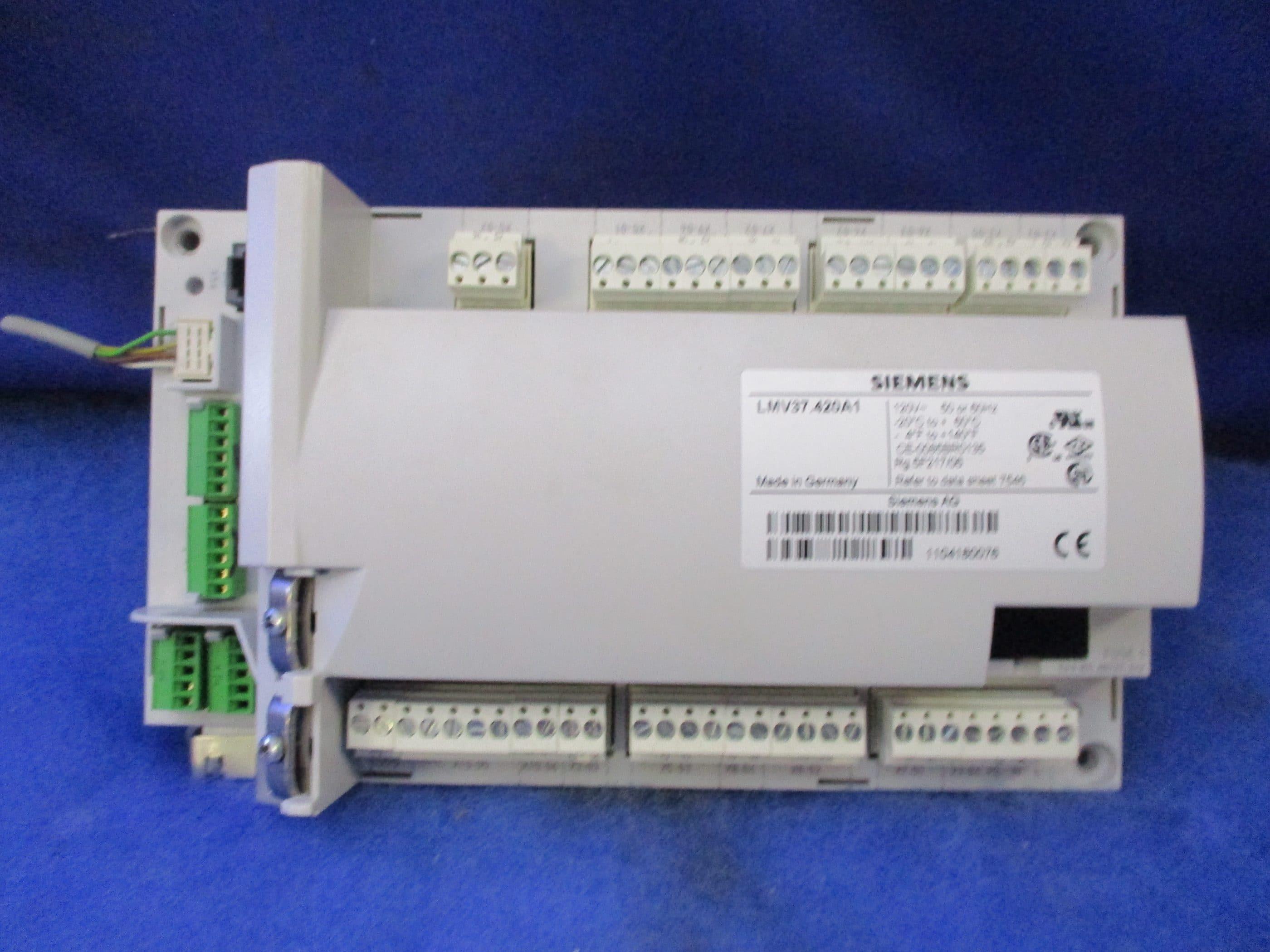 Details about SIEMENS LMV37 420A 1 Burner Controller 1 year warranty