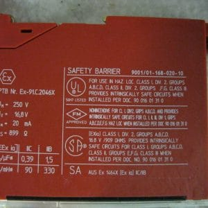 Intrinsically safe equipment