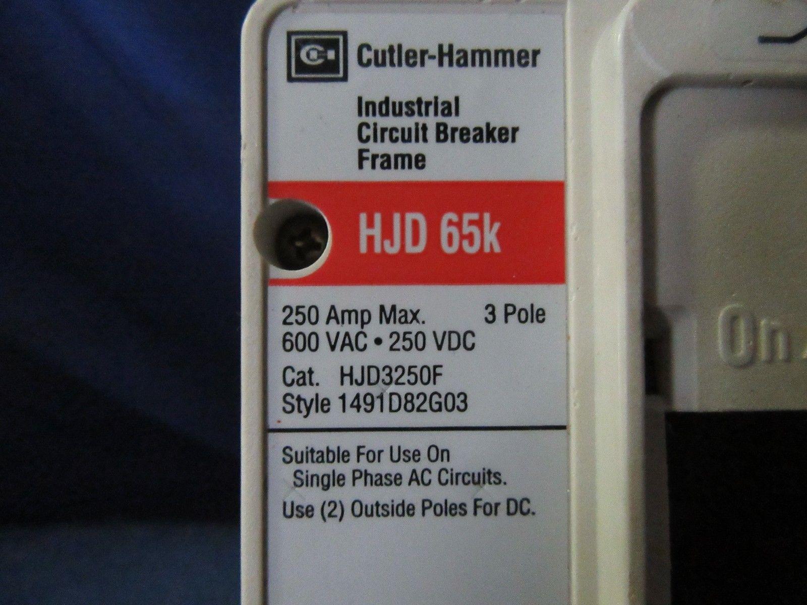 Siemens FXD63A150 150amp 600volt 3 pole series B circuit breaker 1 yr warranty