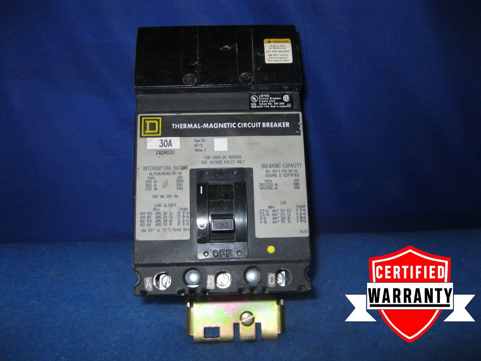 Circuit Breaker Amp