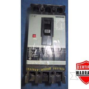 SIEMENS QJ23B150 CIRCUIT BREAKER 150 AMP 240 VAC 3 P ITE 2