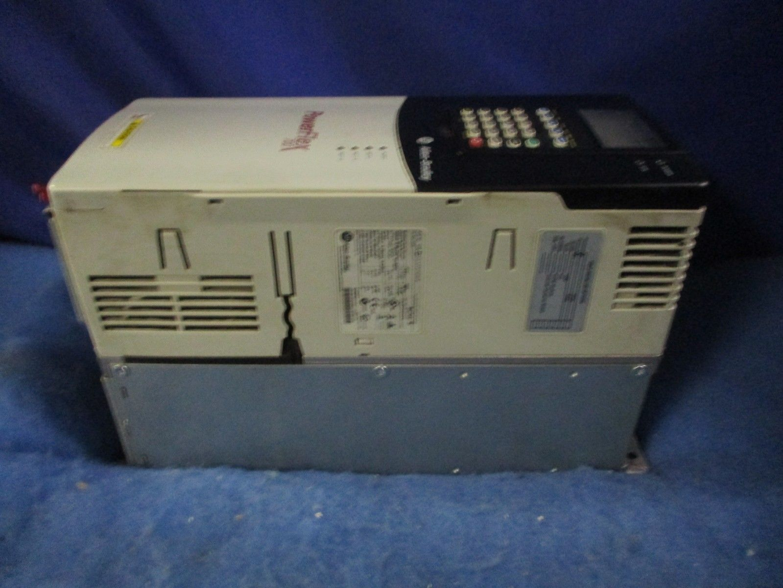 Allen Bradley 20B-D-014-A-0-AYNANCO PowerFlex 700 Drive 10HP VFD 1 year  warranty