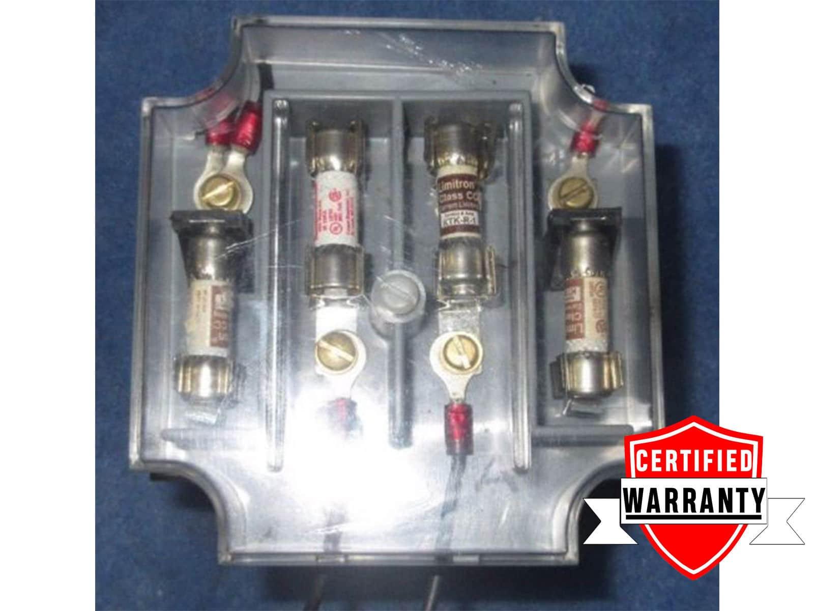 480V Instrument Transformers Potential Transformer 2VT-460-480FF Ratio 4:1 Pri