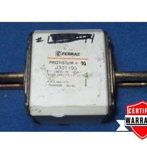 FERRAZ SHAWMUT P266C FUSE BLOCK 1000VAC 225-600A DC  2 yr warranty