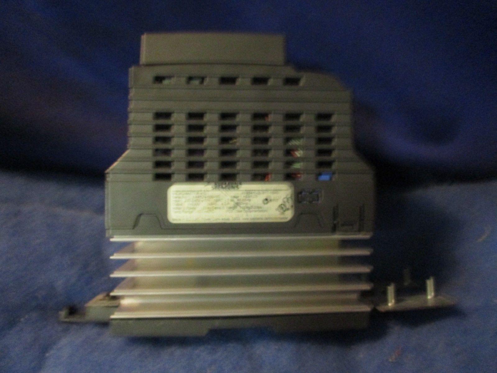 Siemens inverter 6SE6410-2UB17-5BA0 VFD drive  75kw 1 year warranty