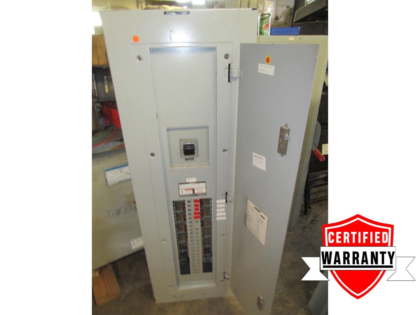 Sie Panel board main breaker 42cir 480/277 3p 400A 1 year warranty on